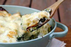 Recipe: Chicken Divan Casserole, from Scratch