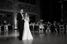 Teresa + Peter | Wedding Reception.  Photos by Caitlin Sullivan Photography.  #IndianaStateMuseum