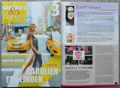 Gezicht reinigen. Artikel op simplethoughts.nl en in Sneakers & Hakken magazine