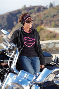 Love the New Pink Label Harley-Davidson Collection.