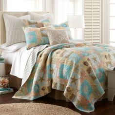 Bahamas Reversible Quilt Collection from Kohls
