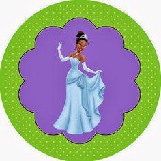 OLÁ AMIGAS!   Hoje vamos mostrar essas lindas artes que nossa querida amiga Paula Fonseca  mandou.   Mais uma princesa da Disney, para decor...