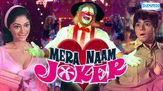 Mera Naam Joker - Raj Kapoor, Simi Garewal, Vaijayanti Mala, Manoj Kumar...