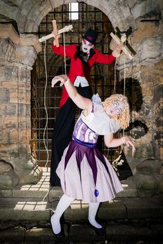 Hire Costumed Performers – Book Roaming Act | Scarlett Entertainment  #makeup #party #costumes #food #decorations #Ideas #pumpkins #outfits #zombie #decor #DIY