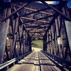 Red Bridge - Keremeos BC Plan Your Trip, British Columbia, Outdoor Activities, Bridges, Railroad Tracks, Vancouver, Places To Go, Canada, Backyard