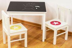 IKEA Kindertische in Spieltische verwandeln - Limmaland