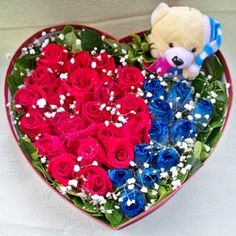 China flowers shop delivery, how to send flowers to China from Canada