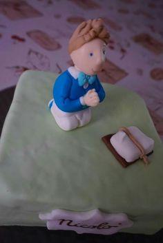 Torta Prima Comunione pdz bambino