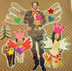 Christmas Crafts For Kids, Xmas Crafts, Christmas Angels, Winter Christmas, Christmas Time, Diy And Crafts, Christmas Gifts, Christmas Decorations, Christmas Ornaments