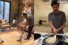 Chiranjeevi's 'Be The Real Man' Is Winning The Hearts: NTR posted a video of the challenge and he nominated Megastar Chiranjeevi. The top actor accepted the challenge and he posted the video today. Film Movie, Movies, Next Film, Telugu Cinema, Real Man, Challenges, News, Rally, Hearts