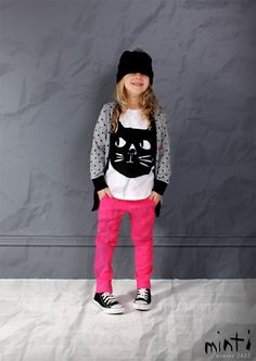 I love minti kids clothing