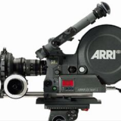Arri sr3 - for our 16 mm film sequences
