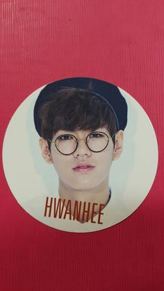 UP10TION HWANHEE Official Photocard So, Dangerous 1st Mini Album Photo card