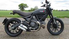 The Scrambler Full Throttle Dark Series | Ducati Scrambler Forum
