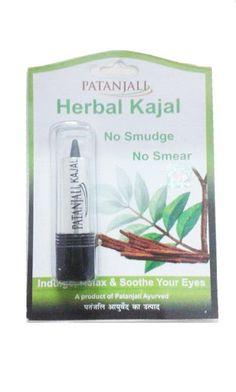 # patanjali HERBAL KAJAL patanjali products #cosmetics