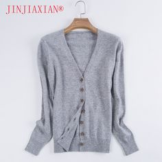 2018 new cardigan women's long-sleeved wool cardigan sweater single-breasted loose sweater Autumn and winter wholesale. Yesterday's price: US $199.00 (164.45 EUR). Today's price: US $19.90 (16.47 EUR). Discount: 90%.