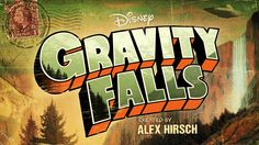 Conceptual Art da série animada Gravity Falls