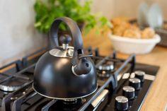 #kitchen #galicja #theclassy #black #kettle #newline