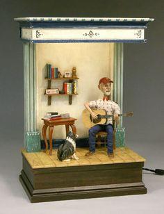 """""""Guitar Man"""" Tom Haney"""