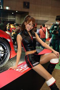 Car Show Girls, Car Girls, Promo Girls, Promotional Model, Pantyhose Outfits, Grid Girls, Asia Girl, Sexy Asian Girls, Asian Beauty