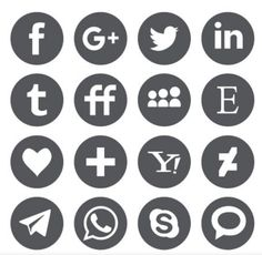 Cool Gray Vector icons 80 PNG files with trasparent background in ready to use in 4 sizes, 80 Vector EPS in single files 80 Vector PDF in single files 80 SVG in single files Vector Format, Png Icons, Vector Icons, Most Popular Social Media, Desktop Publishing, Web Design, Graphic Design, Social Media Icons