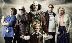Will Dean: A misanthropic clown, a crazed midwife, a lovesick dwarf ... just three of the oddballs from Psychoville, a new comedy from the League of Gents creators. Join us as we blog each episode