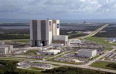 Centro Espacial Kennedy.