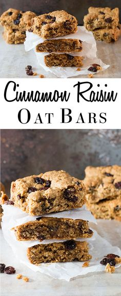 Cinnamon Raisin Oat
