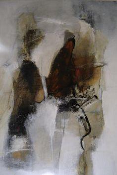 pigment sur toile (pigment on canvas)