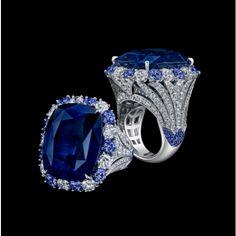 58 CT Unheated Burma Sapphire!  Robert Procop Exceptional Jewels
