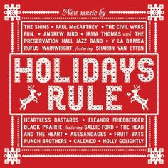Holidays Rule, Various