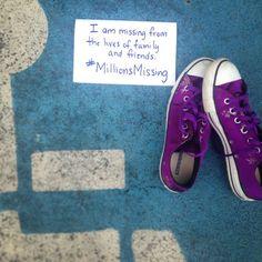 #210 #MillionsMissing #MillonesAusentes Ponte en mis zapatos - Síndrome de Fatiga Crónica