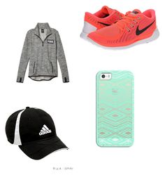 """Untitled #75"" by hcampbell-1 ❤ liked on Polyvore featuring Casetify, adidas and NIKE"