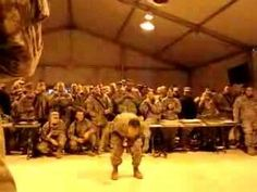 Soldier Dance Off