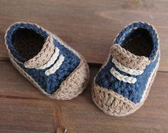 Crochet Pattern Boys Crochet Shoes Jett Boots