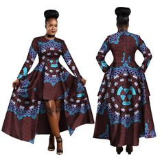 Item Type: African Clothing Special Use: Traditional Clothing Gender: Women Material: Cotton,Silk Type: Kanga Clothing Gender: Woman Special use:Ethnic Traditional clothing Item type: African Clothing Type: African Clothes Material: Cotton African Traditional Dresses, Traditional Outfits, Batik Long Dress, Sexy Long Dress, African Dresses For Women, African Clothes, African Print Fashion, Lovely Dresses, Fashion Outfits