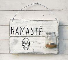 Luminaria con vaso  Namasté