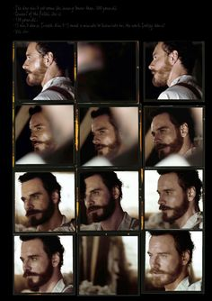 """Michael Fassbender: """"12 Years a Slave"""" Episode"""