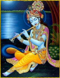 "☀ SHRI KRISHNA ॐ ☀  Suta Goswami said:  ""O Lord of lords, O master, please grant us pure devotional service at Your lotus feet, life after life.""~Srimad Bhagavatam 12.13.22"