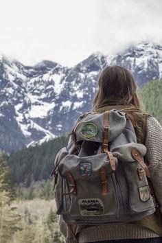 Vintage Hiking Pack. http://rucksackbackpack.net