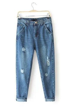 Nothing says trendy better than these Urban Sweetheart boy jeans