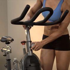 Pro Fitness Exercise Bike Stationary Bike Rpm Sunny Health