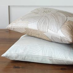 Giorgio Pillow by Nancy Koltes