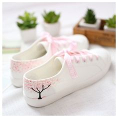 Blue Vans Shoes, White Shoes, Lace Up Shoes, Me Too Shoes, Converse Shoes, Adidas Shoes, Fashion Flats, Sneakers Fashion, Shoe Boots