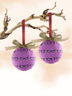 Fun for the Christmas Tree if You're an Eye wear Geek Like Us. http://www.drrosenak.com/