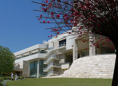 Richard Meier's Getty Center, LA, 1997