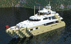 Alexandar V Luxury Yacht, creation #7993