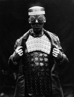 Fotos de la Primera Guerra Mundial: 99 aniversario del verano de su comienzo (IMÁGENES). 1915. Armadura de la I Guerra Mundial.