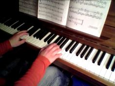 Lasse Mårtenson - Myrskyluodon Maija - piano solo