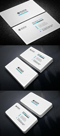 App Business Card #agency #anchors